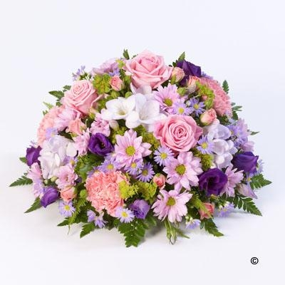 Classic Posy   Lilac and Pink *