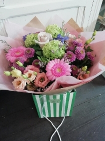 Retro Hand tied bouquet